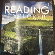 Reading explorer3 second edition