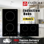 FUJIOH FH-ID5125/FH-ID5120/FH-ID5130 2/3 ZONE INDUCTION HOB WITH TOUCH CONTROL - MULTI MODELS