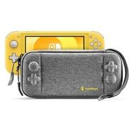 【tomtoc】任天堂Switch Lite 副廠 玩家首選保護收納殼 灰(Nintendo Switch Lite收納保護硬殼包)