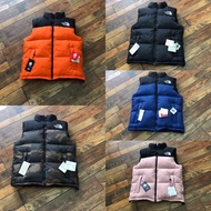 [SUNHOUSE] The North Face TNF Novelty Nuptse Vest 羽絨背心 保暖機能