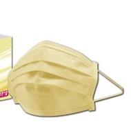 萊潔蜜粉黃口罩