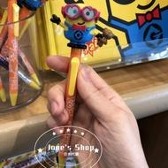 《現貨》Jane's Shop 日本代購-日本環球影城-小小兵愛心眼鏡造型原子筆
