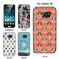 bts meme  Samsung S6 S7 S8 S9 S9PLUS cell phone case