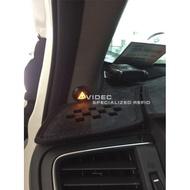 小七的車庫 HONDA 本田 CRV5 五代 5代 通用款 A柱 盲點偵測系統 台北 汽車精品