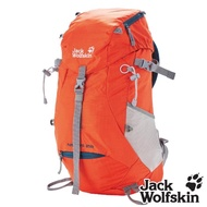 【Jack wolfskin 飛狼】Nistos 28 健行背包(橘色/黑色)