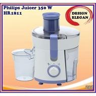 JUICER / JUICER BLENDER / JUICER PHILIPS / PHILIPS Juicer HR1811 / PHILIPS HR 1811