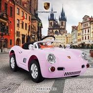 【實體店面,保固一年】兒童超跑 保時捷 Porsche 911 保時捷電動車 兒童電動車