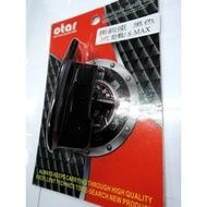 Q3機車機品 OTAR CNC 三代新勁戰 SMAX S MAX S-max 掛勾底座 掛勾 黑色