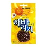 「現貨」韓國 樂天 Lotte 葵花子巧克力 葵花籽巧克力 30g 巧克力