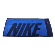 Nike 毛巾 Jacquard Towel 深 藍 海軍藍 純棉 運動 毛巾 NTT8144-4MD