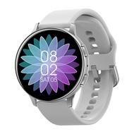HUAWEI XIAOMI OPPO IWO Samsung 2021 C10 Smartwatch ผู้หญิงเครื่องวัดความดันโลหิตเครื่องติดตามการออกกำลังกาย Bluetooth Call กีฬากันน้ำรอบนาฬิกาสมาร์ทสำหรับ Android IOS