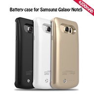 Samsung Galaxy Note 5 電池背蓋,Galaxy Note 5 電源背夾,Note 5 保護殼含保護面板