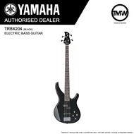 PRE-ORDER (Nov/Dec onwards) Yamaha TRBX204 (Galaxy Black) Electric Bass Guitar - Absolute Piano - The Music Works Store GA1