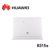 HUAWEI 華為 B315s 4G 無線路由器 可直接插SIM卡 4G 家用網路分享 (B315s-607)