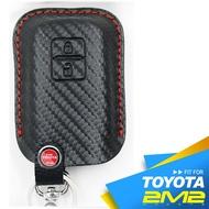 【2M2】TOYOTA RAV4 SIENTA Prius c 豐田汽車 智慧型鑰匙 鑰匙皮套 皮套 鑰匙包 鑰匙皮革包