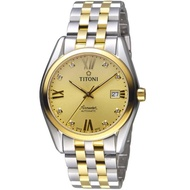 【TITONI 梅花錶】空中霸王系列經典傳奇腕錶(80909SY-064)