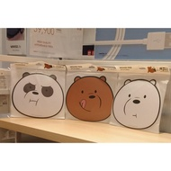 Miniso Mousepad We Bare Bears
