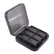 台灣 現貨 Switch Lite 12/24入遊戲卡盒 遊戲卡 卡盒 卡帶 卡匣收納 收納盒 卡匣盒 卡夾盒(12格