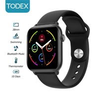 TODEX Smart Watch KW37 PRO IP68 waterproof 24-hour health monitoring Smart Reminder Long standby time Safety Sports smart watch for Apple / Android