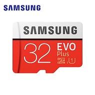 三星 Samsung EVO Plus microSDHC 32GB 高速記憶卡-公司貨