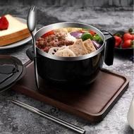 304不鏽鋼碗 含蓋泡麵碗杯 多色可選