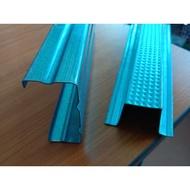 (59'') C Channel Blue Biru / Batten Blue Besi Bumbung C Besi Bumbung V 5FT