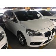 <波妞>2015 BMW 218D 白