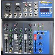 Yamaha Mixer DJ-4G(BT)