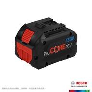 【BOSCH 博世】超核芯鋰電池(ProCORE 18V 8.0Ah)