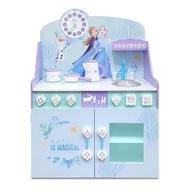 【kikimmy】迪士尼正版授權冰雪奇緣木製廚房玩具組(4件組)
