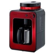 Bz Store 日本 siroca STC-502 全自動 研磨 美式咖啡機 不鏽鋼壺 紅色 stc-501
