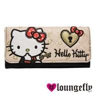 【Loungefly】Hello Kitty聯名款長夾-復刻版LFSANWA0537《筑品文創》