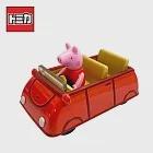 【正版授權】TOMICA 騎乘系列 佩佩豬 x 家庭車 玩具車 Peppa Pig 粉紅豬小妹 多美小汽車