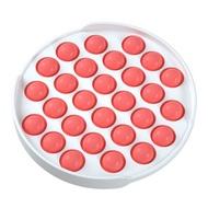 ของเล่นรุ่นใหม่ 🔥 ขายดี  ของแท้ คุณภาพดี Pop it fidget toy ของเล่นคลายเครียด ป๊อปอัพ รุ้งมัดย้อมสีผสมกับสี่เหลี่ยมป๊อป