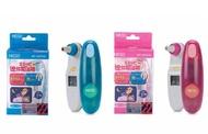 NISSEI 日本精密迷你耳溫槍MT-30CP 藍色/粉色 #耳溫槍耳套#測量體溫#泰爾茂耳溫槍#小白兔耳溫槍
