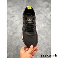 【限時特價】19新品Adidas NMD Boost 愛迪達 男女黑白配色休閒氣墊鞋