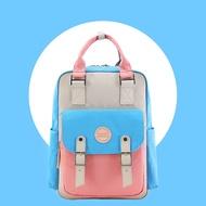 กระเป๋าเป้สะพายหลังกันน้ำได้สำหรับนักเรียน,กระเป๋าเดินทางวินเทจวิทยาลัย14.9สำหรับผู้หญิงแล็ปท็อปขนาด14นิ้วสำหรับนักเรียน