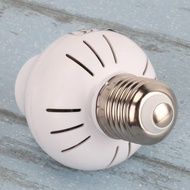 💡🔨微波雷達人體感應燈頭 E27感應燈座 LED感應開關燈座
