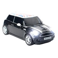 Click Car Mini Cooper S無線滑鼠/黑