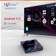H96 最大Android 電視盒硬件規格芯片 RK3318 四核64 位Cortex-A53GPUPenta-Core