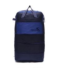 Value Luggages กระเป๋าเดินทางพับได้ 4 ชั้นมีล้อลาก 90 cm x 48 cm x 28 cm รุ่นTTT-033 (ลายดำน้ำเงิน)