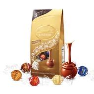 【Try`大小姐】Lindt瑞士蓮 金色盒裝綜合巧克力 巧克力球 6種口味 軟心巧克力球 軟心巧克力 600g