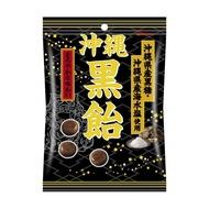 【江戶物語】Kabaya 卡巴 沖繩黑糖飴 103g 鹽黑糖 沖繩產黑糖 沖繩海鹽 日本糖果 日本原裝 婚禮糖果