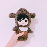 EXO玩偶 鍾仁貴賓狗