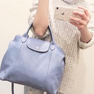Longchamp 小羊皮包