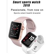 英文版 I6智慧通話手錶 遠端通知 運動軌迹定位手環 可插卡雙向通話智慧手錶#15134