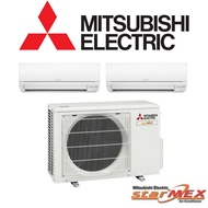 REPLACEMENT ONLY Mitsubishi Electric Starmex Aircon FN (Inverter) – SYSTEM 2 AIRCON (MXY-2G20VA2 / MSXY-FN10VE X2)