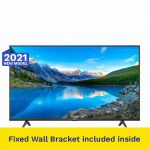 TCL UHD 55P615 55-inch, 4K Ultra HD, Android TV, Dolby Audio