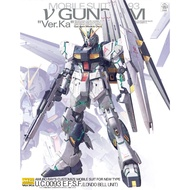 【預購】日本進口正版 1/100 MG 鋼彈 RX-93 V GUNDAM Ver.Ka 機動戰士【星野日本玩具】