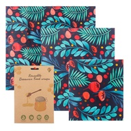 Beeswax Wrapping Paper Food Grade beeswax Wrapping Wax Cloth Natural